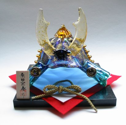 飾り兜KK−014